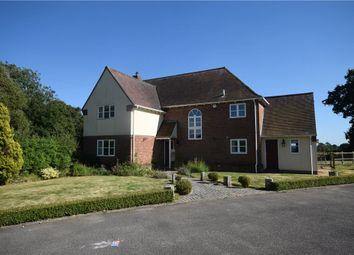 Thumbnail 4 bed detached house to rent in Pepples Lane, Wimbish, Saffron Walden
