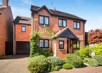 Thumbnail 4 bed detached house for sale in Thornhill Close, Old Amersham, Buckinghamshire