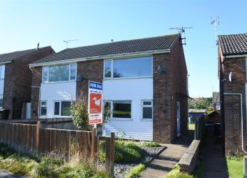 2 bed semi-detached house for sale in Ninth Avenue, Grantham NG31