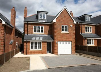 Thumbnail 5 bed detached house for sale in Fullers Road, Rowledge, Farnham