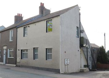 Thumbnail 2 bed flat for sale in 44A & 44B Queen Street, Aspatria, Wigton