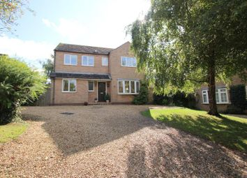 Thumbnail 4 bed detached house to rent in Hayes Walk, Elton, Peterborough