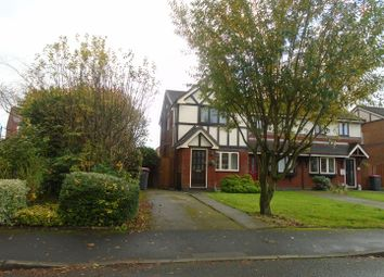 Thumbnail 2 bed end terrace house to rent in Waterslea, Eccles, Manchester