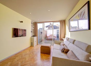 Thumbnail 2 bed terraced house to rent in Parsons Green Lane, London