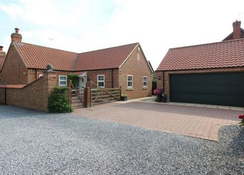 Thumbnail 3 bed detached bungalow for sale in Halfleet, Market Deeping, Lincolnshire