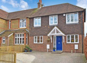 Thumbnail 3 bed semi-detached house for sale in East Street, Harrietsham, Maidstone, Kent