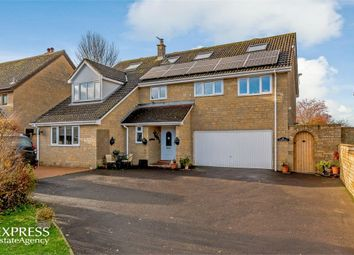 Thumbnail 7 bed detached house for sale in Cock Road, Buckland Dinham, Frome, Somerset