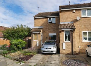 Thumbnail 1 bed end terrace house to rent in Fossway, York