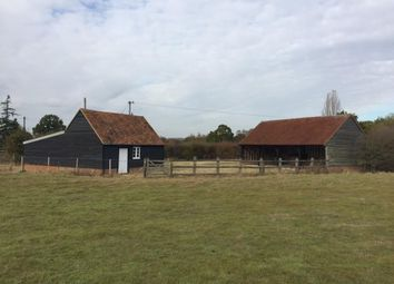 Thumbnail 1 bed barn conversion for sale in Milebush Lane, Marden