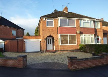 Thumbnail 3 bed semi-detached house to rent in Velsheda Road, Shirley