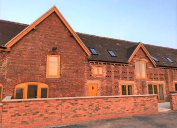 Thumbnail 4 bedroom barn conversion for sale in Lubstree Barns, Preston On The Weald Moors, Telford