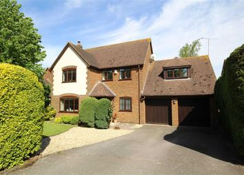 Thumbnail 5 bed detached house for sale in Whatleys Orchard, Bishopstone, Wiltshire