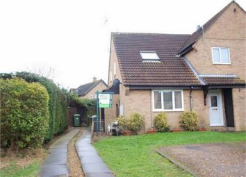 Thumbnail 1 bed property to rent in Stanch Hill Road, Sawtry, Huntingdon