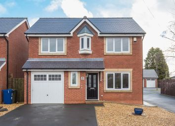 Thumbnail 4 bed detached house for sale in Hesketh Drive, Standish, Wigan