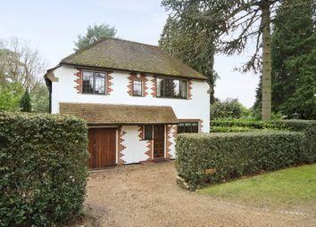 Thumbnail 4 bed property to rent in Cavendish Road, Weybridge