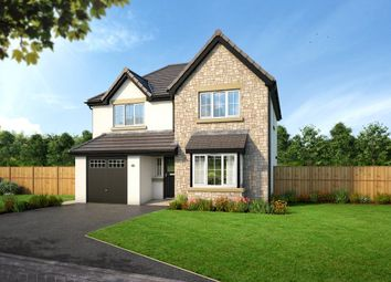 Thumbnail 4 bed detached house for sale in Plot 5, The Rusland, Blenkett View