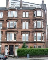 Thumbnail 2 bed flat to rent in Thornwood Drive, Glasgow City