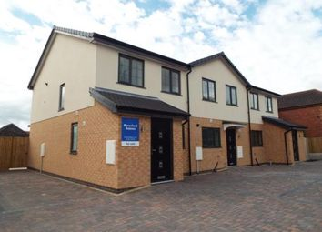Thumbnail 3 bed mews house for sale in Boundary Row, Jubilee Road, Buckley, Flintshire