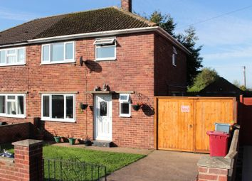 Thumbnail 2 bed semi-detached house for sale in Parklands, West Butterwick, Scunthorpe, South Humberside