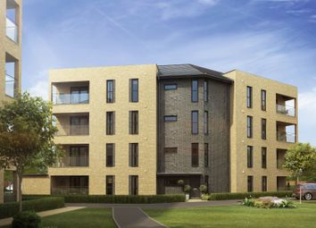 Thumbnail 2 bedroom flat for sale in Tolworth Square, Tala Close, Surbiton