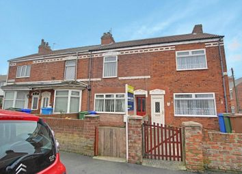 Thumbnail 2 bed terraced house for sale in Princes Avenue, Withernsea, East Yorkshire