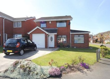Thumbnail 3 bed detached house for sale in Beauworth Avenue, Greasby, Wirral