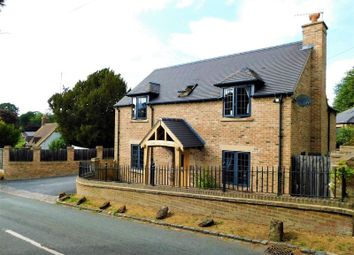 Thumbnail 4 bed detached house for sale in Chase Road, Brocton, Stafford