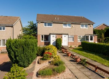 Thumbnail 2 bed end terrace house for sale in 40 Baberton Mains Dell, Edinburgh