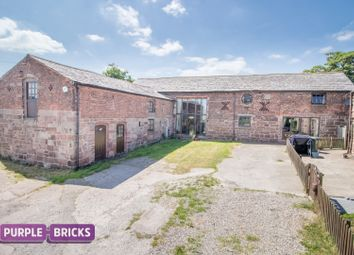 Thumbnail 6 bed barn conversion for sale in Kinseys Lane, Ince, Chester