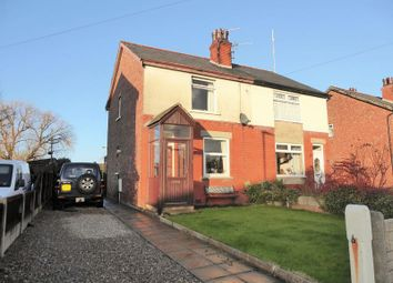 Thumbnail 2 bedroom semi-detached house for sale in Newarth Lane, Hesketh Bank, Preston