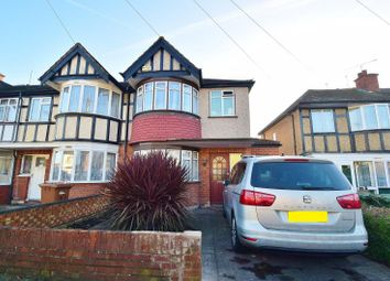 3 bed semi-detached house to rent in Warden Avenue, Rayners Lane, Middlesex HA2