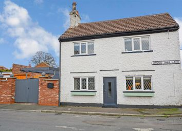 Thumbnail 2 bed detached house for sale in Cross Tree Lane, Messingham, Scunthorpe