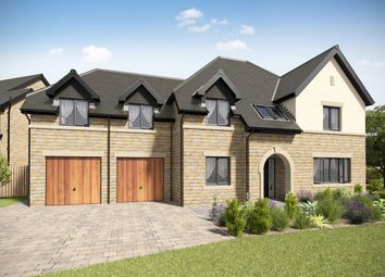 Thumbnail 5 bed detached house for sale in The Byrom, Wyre Grange Lodge Lane, Singleton, Poulton-Le-Fylde