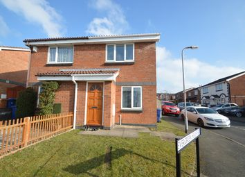 Thumbnail 2 bed semi-detached house to rent in Bradbury Lane Hednesford, Cannock