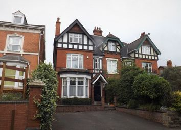 Thumbnail 5 bed semi-detached house for sale in Old Warwick Road, Solihull