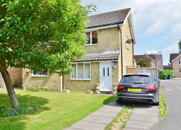 Thumbnail 2 bed semi-detached house for sale in Banks Furlong, Chesterton, Bicester