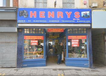 Thumbnail Commercial property for sale in High Street, Margate, Kent
