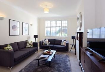 Thumbnail 5 bed flat to rent in Strathmore Court, St Johns Wood
