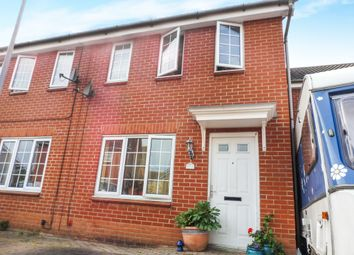 Thumbnail 3 bedroom link-detached house for sale in Salk Road, Gorleston, Great Yarmouth