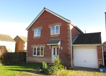 Thumbnail 4 bed detached house for sale in Bedford Way, Scunthorpe