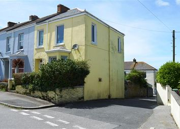 Thumbnail 3 bedroom end terrace house for sale in Budock Terrace, Falmouth