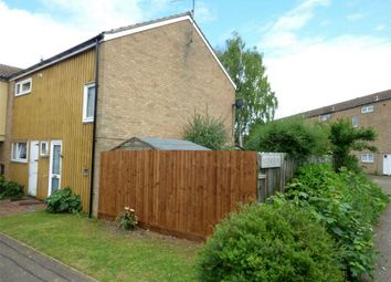 Thumbnail 3 bedroom end terrace house for sale in Brewerne, Orton Malborne, Peterborough, Cambridgeshire