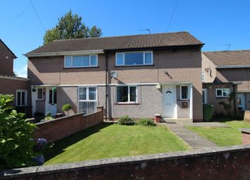 Thumbnail 2 bed semi-detached house for sale in Castlerigg Drive, Carlisle