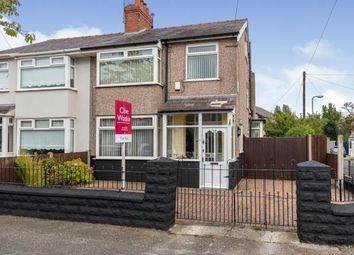 Thumbnail 3 bed semi-detached house for sale in Allenby Avenue, Liverpool, Merseyside