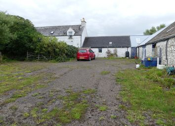 Thumbnail 3 bed detached house for sale in Lower Houstry, Halkirk