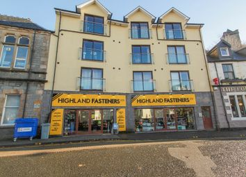 Thumbnail 1 bed flat for sale in Stevenson Street, Oban
