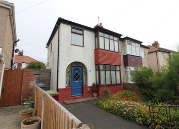 Thumbnail 3 bed property for sale in Gretna Crescent, Thornton Cleveleys