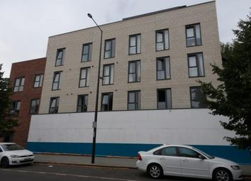 Thumbnail 1 bed flat for sale in Liversage Square, City Centre, Derby, Derbyshire