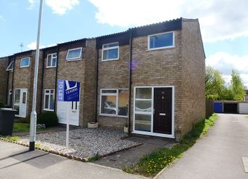 Thumbnail 3 bed end terrace house to rent in Old Forge Way, Sawston, Cambridge