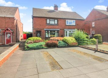 Thumbnail 3 bed semi-detached house for sale in Measham Road, Oakthorpe